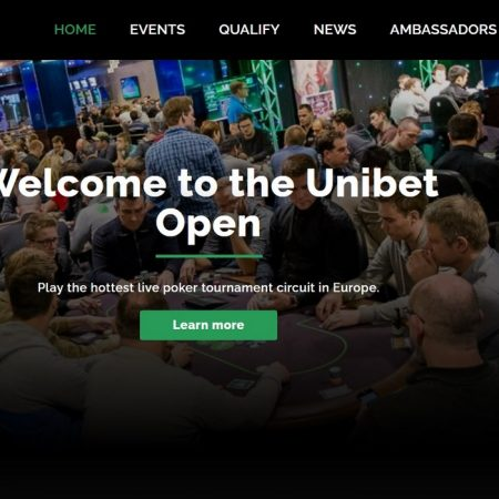 Hvad er Unibet Open?